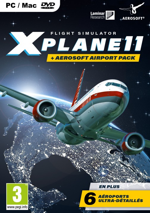 Pack X-plane 11 et T.Flight Hotas X